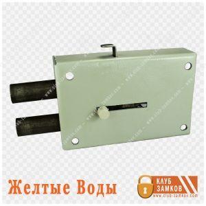 Замок накладной Желтые Воды ЗГСМ-6 (завод)