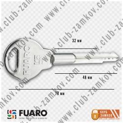 Fuaro 200-F CP 3 key