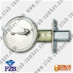 Задвижка дверная FZB D105CP аналог (108-L)