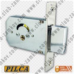 Врезной замок Pilca (Пилка) 156-F крест ключ